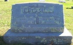 Robert William Delozier