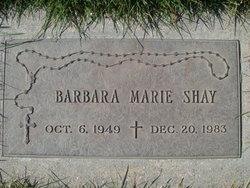 Barbara Marie Shay