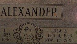 Lula B. Alexander
