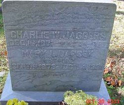 Charles Wesley Chas Jaggers