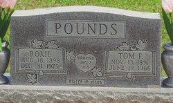 Roxie <i>Stidham</i> Pounds