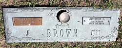 Callie Ann <i>Newton</i> Brown