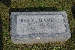 Frances M. Cameron