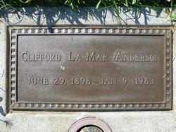 Clifford LaMar Anderson