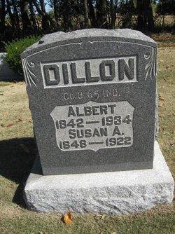 Susan A <i>Grubb</i> Dillon