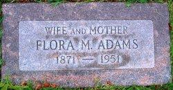 Flora <i>Morse</i> Adams