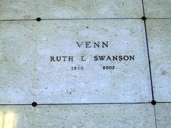 Ruth <i>Swanson</i> Venn