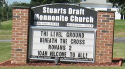 Stuarts Draft Mennonite Church Cemetery