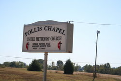 Follis Chapel Cemetery