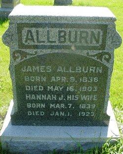 Hannah J. <i>Patterson</i> Allburn