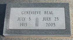 Genevieve <i>Scott</i> Beal