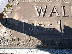 Elmo W. Walker