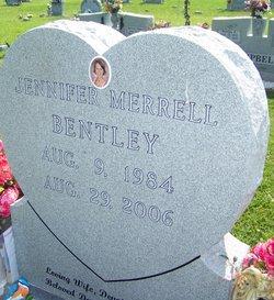 Jennifer Erin <i>Merrell</i> Bentley