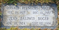Jean <i>Baldwin</i> Boger