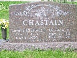 Lorene <i>Gatton</i> Chastain