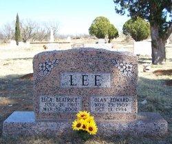 Olan Edward Lee