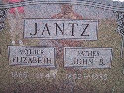 Elizabeth <i>Thomas</i> Jantz