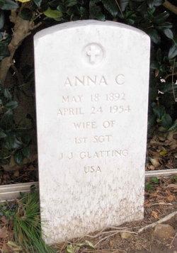 Anna C Glatting