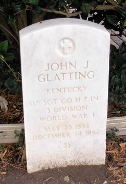 John J Glatting