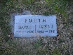 Lizzie <i>Jones</i> Fouth