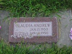 Claudia Andrew