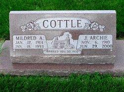 Mildred <i>Andrew</i> Cottle
