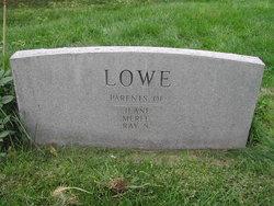 Nellie Webb Lowe