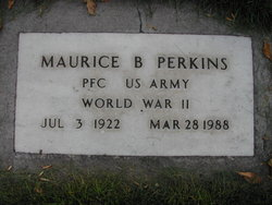 Maurice B. Perkins