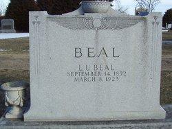 L Uriah Lu Beal
