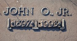John Oliver Grant, Jr