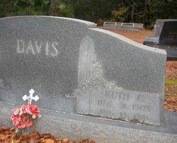 Ruth <i>Coggins</i> Davis