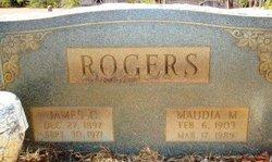 Jasper Clay James Rogers