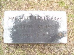 Margaret <i>Lewis</i> Bray
