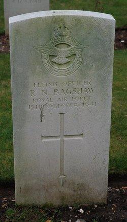 Fl Off Reginald Norman Bagshaw