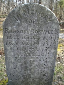 Ransom Boswell