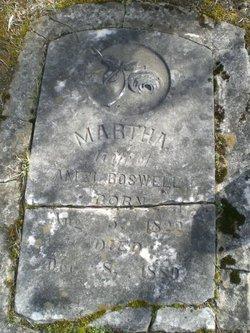 Martha <i>Herndon</i> Boswell