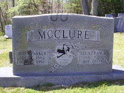 john parker mcclure  added by  george rogers park