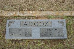 Lena M. Adcox
