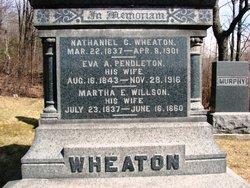Evaline Amanda <i>Pendleton</i> Wheaton