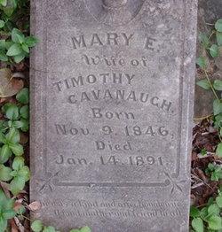 Mary Ellen <i>Eubank</i> Cavanaugh