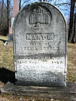 Mary Elizabeth <i>Pendleton</i> Arnold