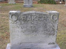 Almena R Baker