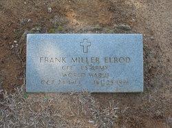 Frank Miller Elrod