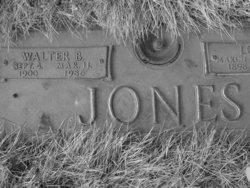 Walter Burr Jones