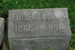 Thusnelda A Sorg