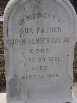 John Henderson, Jr