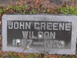 John Green Wilson