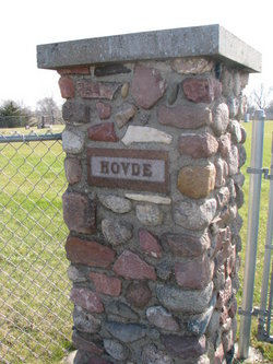 Hovde Cemetery