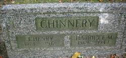 Harriett Marie <i>Kinne</i> Chinnery