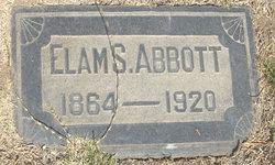 Elam S Abbott